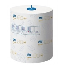 CE290059 - H1 - Handdoek Tork Matic rol systeem vulling, Extra Long Hand Towel Roll Universal Wit  280m