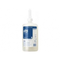 CE620501 - S1 - Tork Mild Spray Zeep, flacon, 1000 ml, doos, 6 flacons
